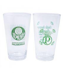 Jogo de Copos Palmeiras/Coroa