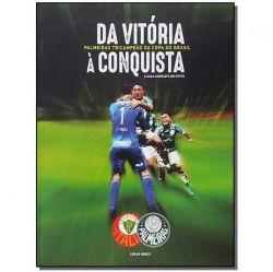 Livro da Vitória a Conquista - Capa Dura