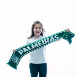CACHECOL DUPLA FACE INFANTIL PALMEIRAS