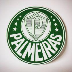 Placa Escudo Palmeiras 40cm