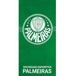 TOALHA PALMEIRAS  VELUDO