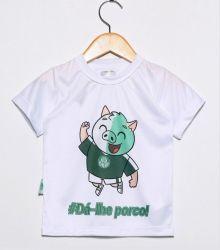 Camiseta Dá-Lhe Porco - Unissex