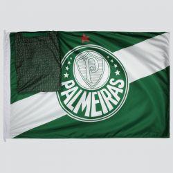 Mochila Bandeira Palmeiras Escudo Verde - BANDER PCKET