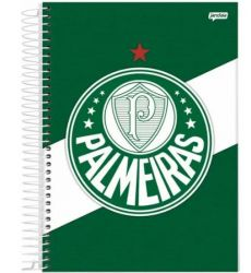 Caderno Capa Dura Bandeira - 1 Matéria