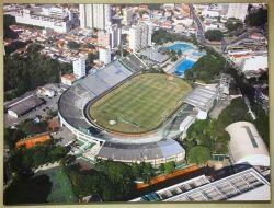 Placa Estádio Palestra Itália 40cm