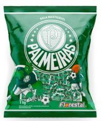 Bala Mastigável do Palmeiras 1KG