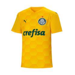 Camisa I Infantil Goleiro 20/21 - Puma/Palmeiras