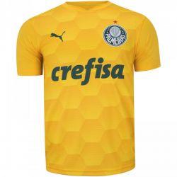 Camisa I Masculina Goleiro 20/21 - Puma/Palmeiras