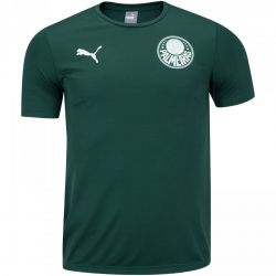 Camisa Masculina Goal Verde 20/21