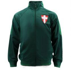 Jaqueta Trilobal Palestra Itália  Verde - Cruz Savoia