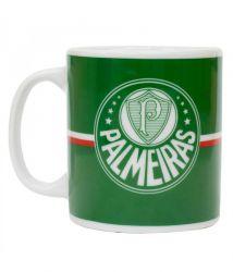 Caneca Porcelana 320ml - Palmeiras