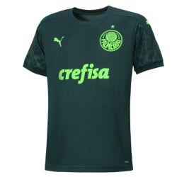 Camisa III Infantil 20/21 - Puma/Palmeiras