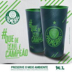 Copo do Jogo - Título Paulista - #DeFatoÉCampeão