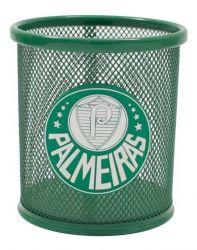 Porta caneta verde Palmeiras