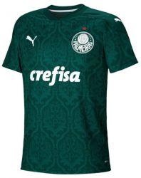 Camisa I Infantil 20/21 - Puma/Palmeiras