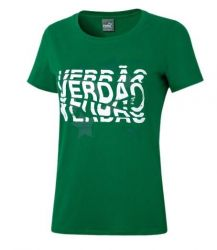 Camiseta Feminina Graphic Verdão 20/21