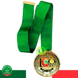 Medalha Centenário do Palmeiras 1914-2014