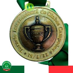 Medalha comemorativa 1º Mundial interclubes - Taça Rio 1951