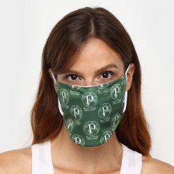 Máscara Modelagem Ampla (Lavável) - Futuro Mais Verde - Verde
