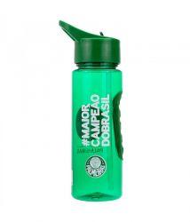 Garrafa Plástico Canudo 700ml - Palmeiras