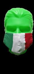 Mascará Bandeira Itália