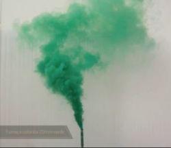 Sinalizador Verde (Fumaça)