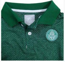 Camisa Polo Infantil Verde