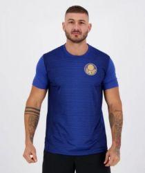 Camisa Masculina Effect Azul