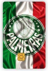 Película Para Cartão - Bandeira Itália