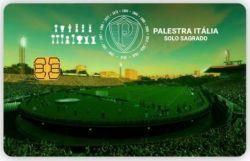 Película Para Cartão - Estádio Palestra Itália