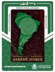 Película Para Cartão - América Verde