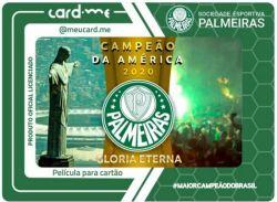 Película Para Cartão - Campeão da Libertadores