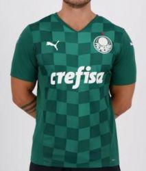 Camisa Masculina I 2021 Puma