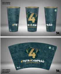 Copo Tetracampeão da Copa do Brasil  2020