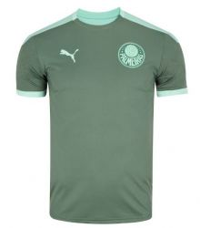 Camisa Treino Verde Masculina 2021