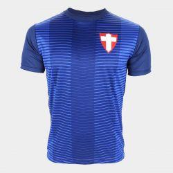 Camisa Palmeiras Palestra Pattern Masculina - Marinho