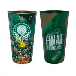 Kit Copos Palmeiras Final da Libertadores + Bicampeão da América 2020