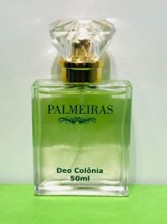 Desodorante  Colônia feminino do Palmeiras 50ml