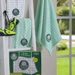 Manta Baby Verde
