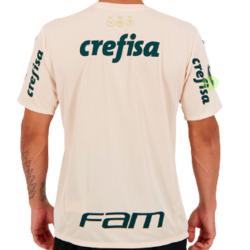 Camisa III 21/22 c/ Patrocínios Oficiais e Patchs Libertadores